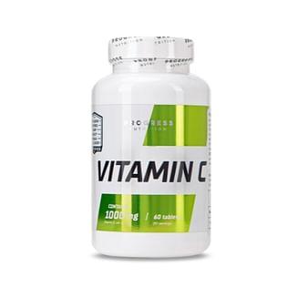Витамины Progress Nutrition Vitamin C 1000 мг 90 таблеток Progress Nutrition