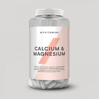 Витамины Myprotein Кальций и магний 90 таблеток Myprotein