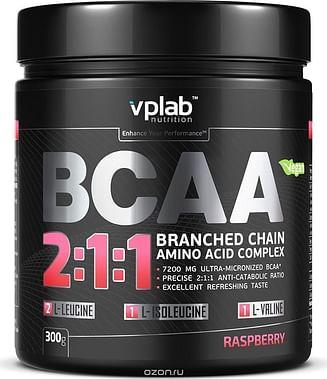 БЦАА VpLab BCAA 2:1:1 300 гр VP Lab