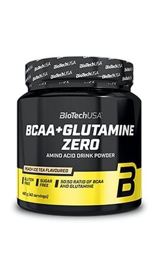 БЦАА BioTech Glutamine Zero 480 гр BioTech