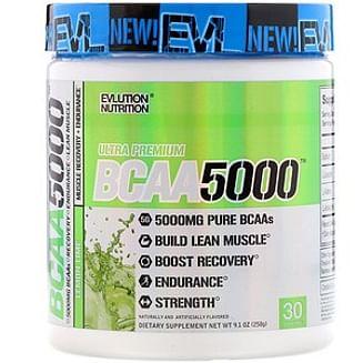 БЦАА eVLution Nutrition 5000 240 гр EVLution