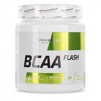 БЦАА Progress Nutrition BCAA Flash 500гр Progress Nutrition