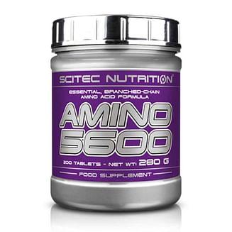 Аминокислоты Scitec Amino 5600 200 таб Scitec Nutrition