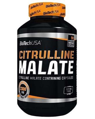 Аминокислота BioTech Citrulline Malate 90 капсул BioTech