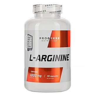 Л-Аргинин Progress Nutrition L-arginine 90 капcул Progress Nutrition