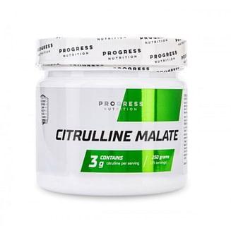 Аминокислота Progress Nutrition Citrulline malate 250 гр Progress Nutrition