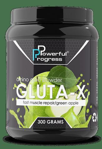 Глютамин Powerful Progress Gluta-X 300 г Powerful Progress