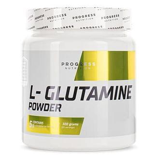 Глютамин Progress Nutrition L-Glutamine powder 300 гр Progress Nutrition