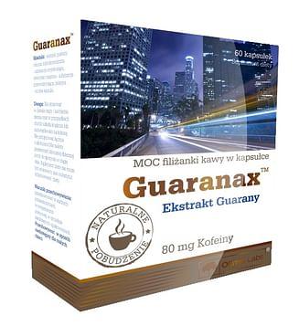 Энергетик Olimp Guarana 60 кап Olimp