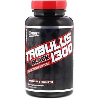 Тестобустер Nutrex Tribullus black 1300 120 капс Nutrex
