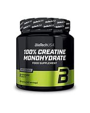 Креатин BioTech 100% creatine monohydrate 500 гр BioTech