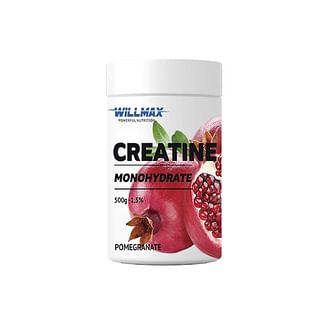 Креатин Willmax Creatine Monohydrate 500гр Willmax