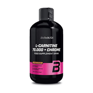 BioTechL-Carnitine 70 000 + Chrome500 ml BioTech