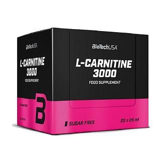 BioTechL-Carnitine Ampule 300020 x 25 ml BioTech