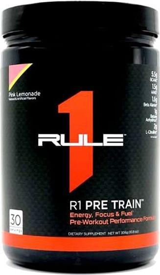 Предтренировочный комплекс RULE1 PRE TRAIN 2.0 390гр R1 (Rule One)