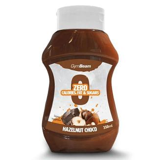 Низкокалорийный сироп Hazelnut Choco GymBeam