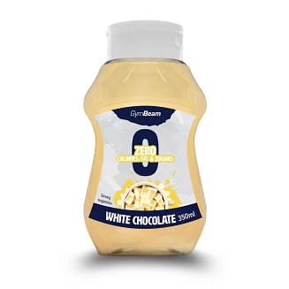Низкокалорийный сиропWhite Chocolate GymBeam