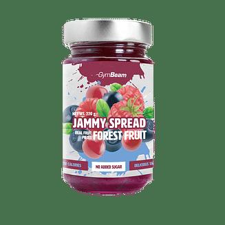 Jammy Spread - джем с кусочками фруктов без добавленного сахара GymBeam