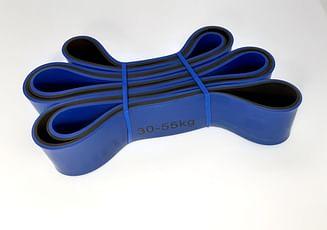 Резина для тренировок с натяжением 30-55 кг.