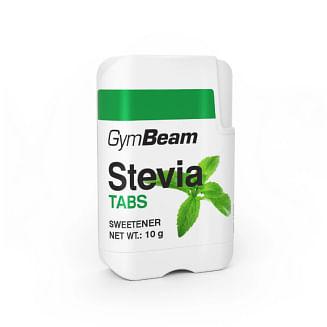 Стевия таблетки - GymBeam Замена сахара. Натуральный подсластитель