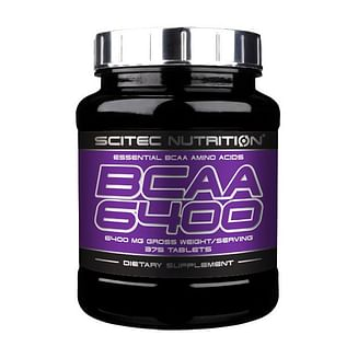 BCAA Scitec NutritionBCAA 6400375 tabs Scitec Nutrition