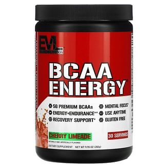 EVLution Nutrition, BCAA Energy 9.95 oz (282 g) EVLution