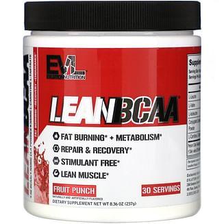 EVLution Nutrition, LEAN BCAA 238 г EVLution