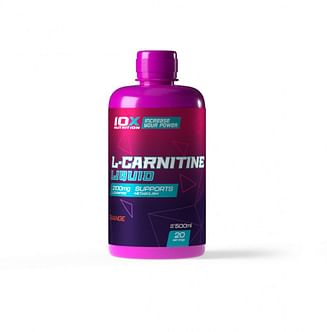 Л-Карнитин 10XNutrition жидкий 500 мл 10XNutrition