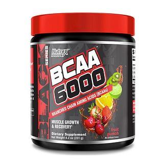 BCAA Nutrex BCAA 6000 255 g Nutrex