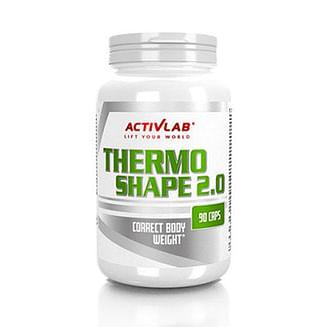 Комплексный жиросжигатель THERMO SHAPE 2.0 Activlab 90 таб ActivLab