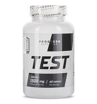 Progress Nutrition Test 1500 mg, 90 таблеток Progress Nutrition