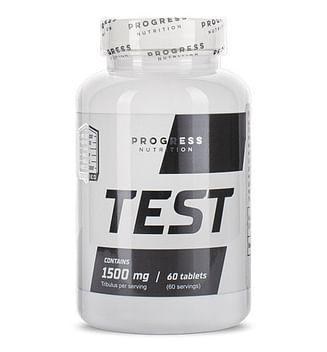 Progress Nutrition Test 1500 mg, 60 таблеток Progress Nutrition
