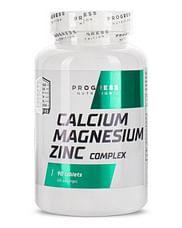 Витамины и минералы Progress Nutrition Calcium Magnesium Zinc (90 таблеток.) Progress Nutrition