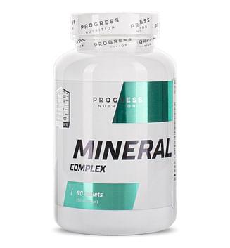 Progress Nutrition Mineral Complex, 90 таблеток Подробнее: sport-atlet.com.ua Progress Nutrition