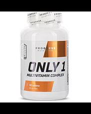 Витамины Progress Nutrition Only 1 (90 таблеток.) Progress Nutrition