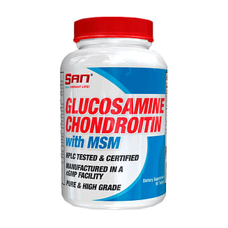 Для суставов и связок SANGlucosamine Chondroitin with MSM90 tabs SAN