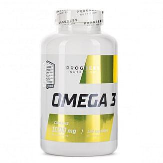 OMEGA 3 PROGRESS NUTRITION (120 КАПСУЛ) Progress Nutrition