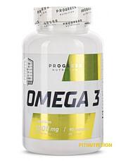 Omega 3 Progress Nutrition 90 капс Progress Nutrition