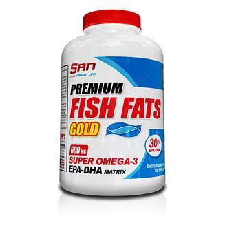 Активное долголетиеSANFish Fats Gold120 softgels SAN