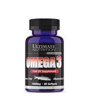 Активное долголетиеUltimate NutritionOmega 390 softgels Ultimate Nutrition