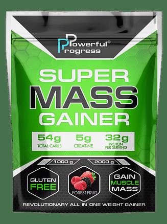 Гейнер Powerful ProgressSuper Mass Gainer1 kg Powerful Progress