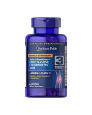 Puritan's PrideTriple Strength Glucosamine & Chondroitin with MSM60 caplets Puritan's Pride