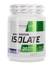 Протеин сывороточный Whey Protein Isolate Progress Nutrition (500 грамм) Progress Nutrition