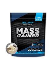 Гейнер WillmaxMass Gainer2 kg Willmax