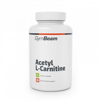 Ацетил L-Карнитин - GymBeam 90 капс BioTech