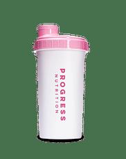 Шейкер Progress Nutrition 700мл розовій Progress Nutrition