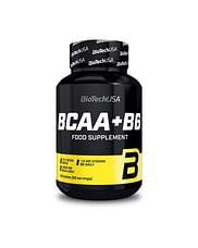 BCAABioTechBCAA + B6100 tabs BioTech