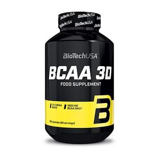 BCAABioTechBCAA 3D180 caps BioTech
