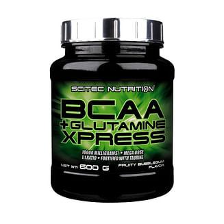 BCAA Scitec NutritionBCAA + Glutamine Xpress600 g Scitec Nutrition