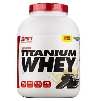 Протеин San 100% Pure Titanium Whey 2270g SAN